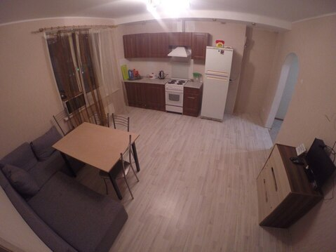 Двухкомнатная квартира в монолитном доме в Наро-Фоминске