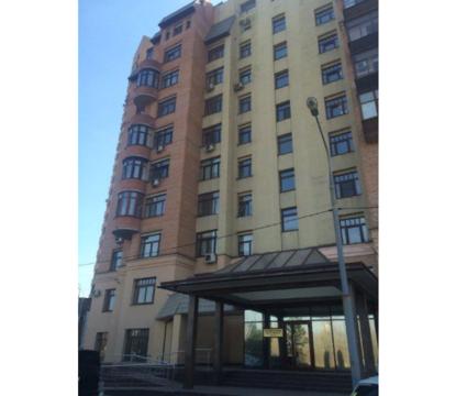 Квартира в Москве 187,1 м2 по адресу: ул. Нежинская, д. 8, корп. 3