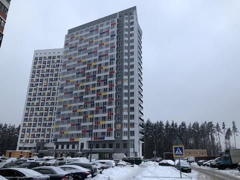 Продаем 2-ух комнатную квартиру: М.О, г.Балашиха, мкр Изумрудный д. 12