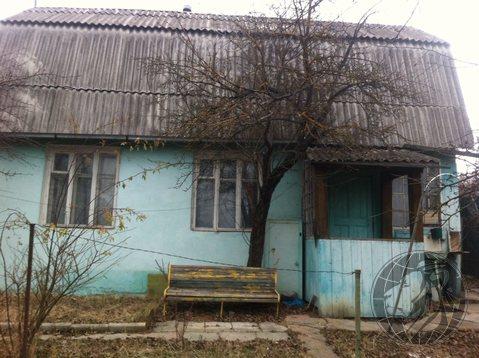 Теплый дом на участке 5,2 сот. в черте Подольска, СНТ Заря-Рус