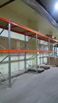 Офисно-складской комплекс 1 500 м2 и столовой в Машково