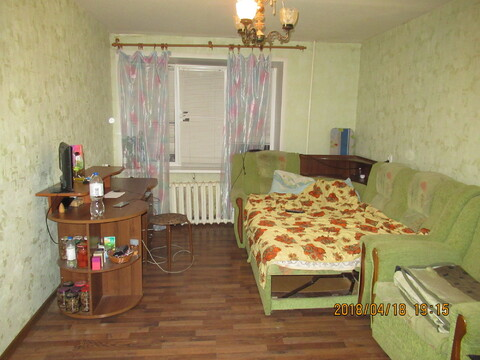 Продам 1-ю квартиру , г. Красноармейск пр-т Испытателей 1