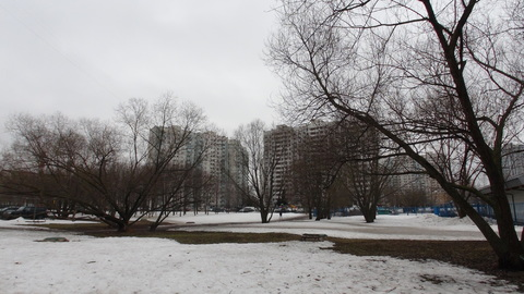 3 комнатная квартира, продажа, Москва, ул. Щорса, дом 4к1