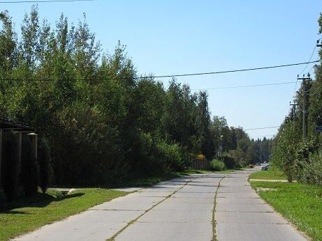 Красивый лесной участок 12 соток, Минское шоссе, Зелёная роща-1