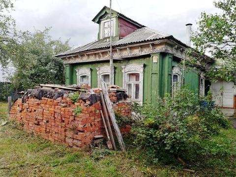 Продается дом с участком д.Верея