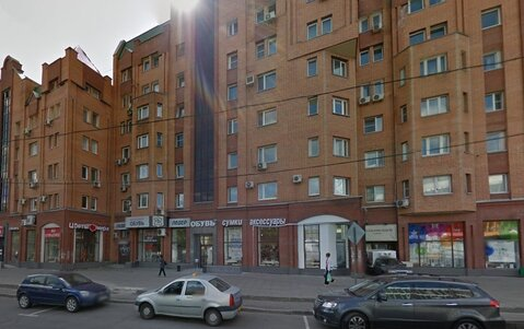 Продажа площадей на 1-м этаже в ЦАО