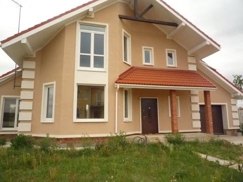 Дом в Сергейково, без отделки, общая площадь 280 кв. м,
