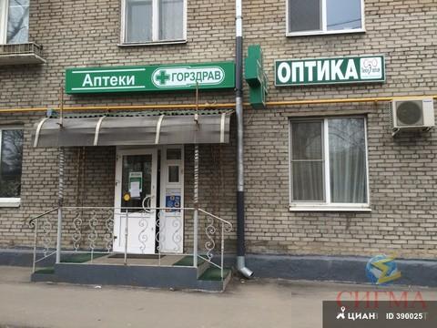 Большая филёвская 8к1 - аптека горздрав