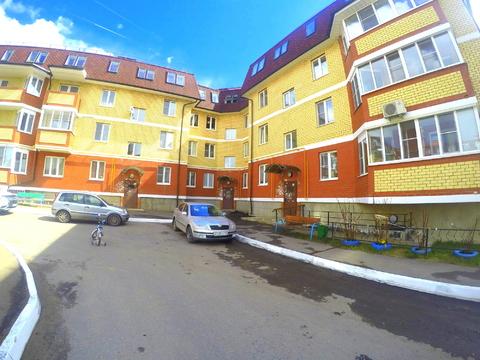 """1-комнатная квартира, 35 кв.м., в ЖК """"Акуловская слобода"""""""