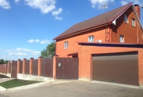 Дом в Подольском районе