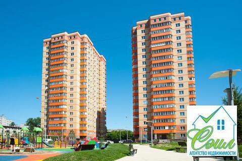 2-х комнатная квартира в центре Чехова