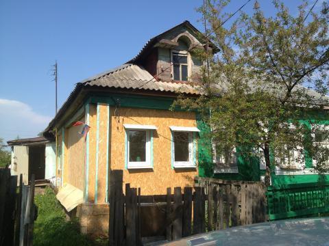 Часть дома в п. Сергиевское