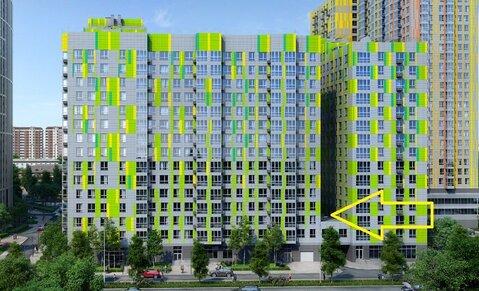 """1-комнатная квартира, 44 кв.м., в ЖК """"Фили Град"""""""