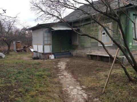 Земля (17 сот ИЖС) и дом (43м) в г.Одинцово