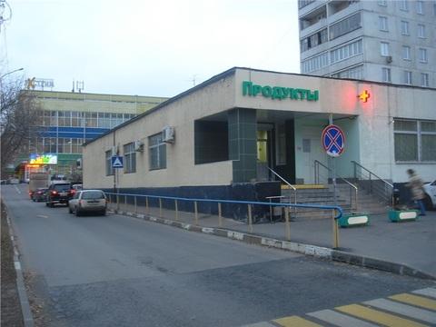 Торговое помещение по адресу ул.Смольная, д.63