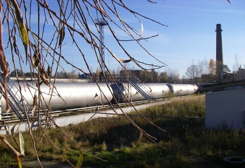 Нефтебаза 4000 м3 светлых нефтепродуктов на юге Мособласти Протвино, 65000000 руб.