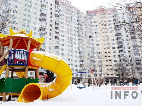 Продажа 2-комн. квартиры 55м2, метро Митино | 3-й Митинский пер. 1