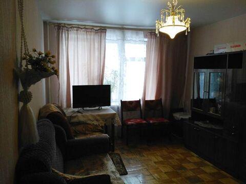 Сдается 1-комнатная квартира ул. Богданова д.17 г. Ивантеевка