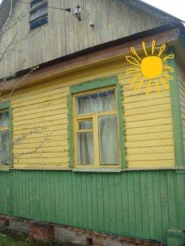 Дача в СНТ Тимирязево