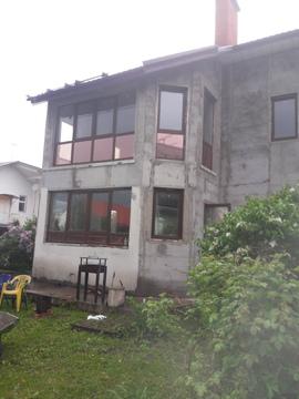 Дом в деревне Сергеевка