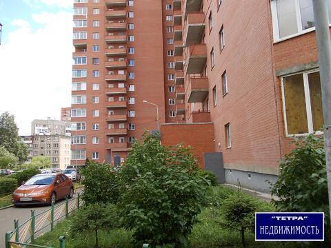 1 комнатная кв в г.Троицк, Парковый переулок дом 4
