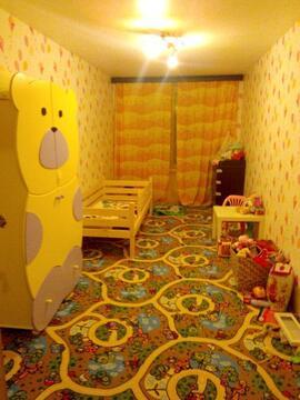 Продается трехкомнатная квартира (Москва, м.Щёлковская)