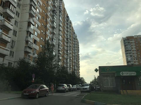 2-комнатная квартира в г. Москва, Волоцкой пер, д. 7, корп. 1