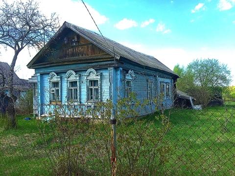 Дом в деревне Минино