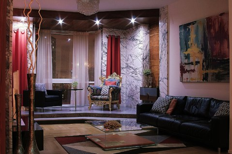 """3-комнатная квартира, в ЖК """"Дом в сосновой роще"""""""