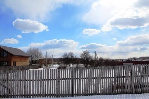 Участок 8 соток в деревне Данилово