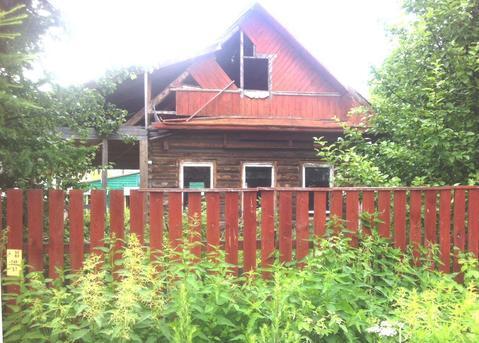 Дом 60 кв.м, на 6 сотках в г. Хотьково.