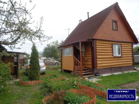 Дача в СНТ Спектр( рядом с д. Пучково и в 5 км от г. Троицк).