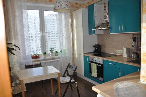 """1-комнатная квартира, 41 кв.м., в ЖК """"Подольские просторы"""""""