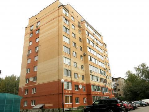 2-комнатная квартира в с. Павловская Слобода, ул. Луначарского, д. 10