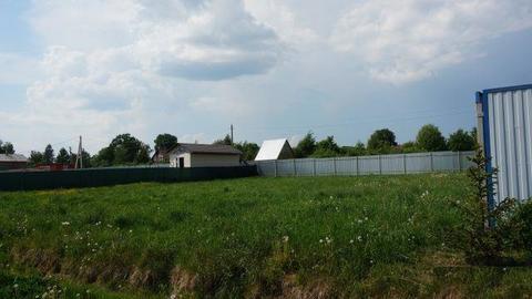 Участок в деревне Алексеевское 8 соток днп Ветеран, 800000 руб.