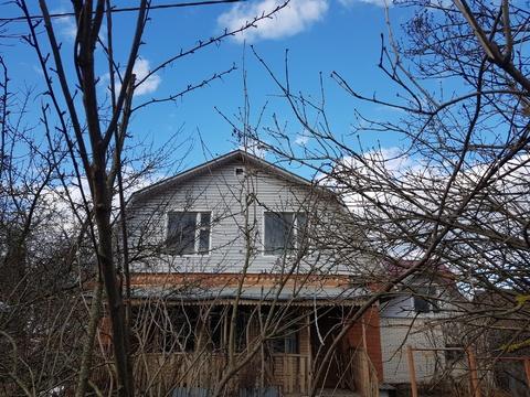 Продам дом в щелковском районе