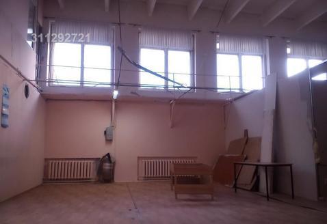 Под склад-офис, отапл, выс.: 6-7 м, эл-во 30 квт, ворота, пандус, на