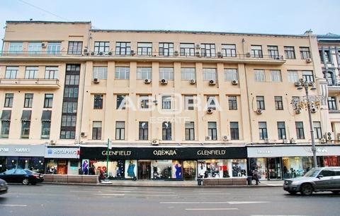 Продажа офиса, м. Тверская, Ул. Тверская