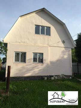 Продается 2-этажный дом ИЖС 100 кв. м. с газом в пос. Андреевка