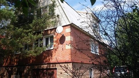 Дом в д. Алферьево, Сергиево-Посадский район