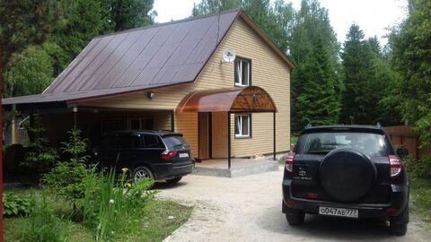 Продается красивая дача в СНТ Коковино Рузский район