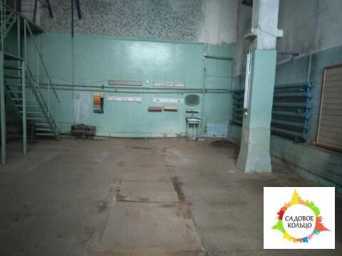 Утепленный склад, 85 м2 со встроенным в него офисом 55 м2, вход в офис