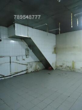 На территории складского комплекса бывший ресторан 700 м/2