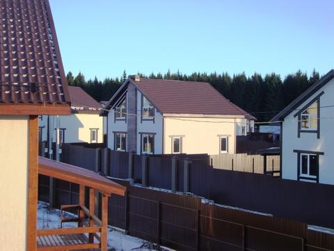 Продаётся новый дом 149 кв.м с участком 7.98 сот. в поселке Подосинки