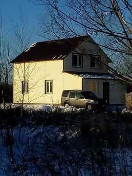 Продается дом 120м2 Раменский район. д. Трошково, ул. Лесная