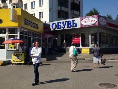 Продовольственный магазин 492 м2 на выходе из метро Перово, 117000000 руб.