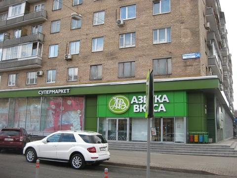 Продаю 2-х ком. квартиру рядом с м. Ленинский проспект