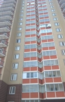 Однокомнатная квартира с ремонтом в новостройке