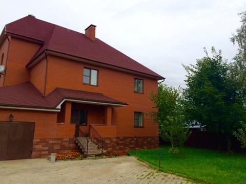 Продается Дом 230 кв.м на участке 18 соток в деревне Алешино