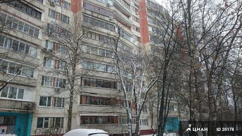 Продаем однокомнатную на Беляево
